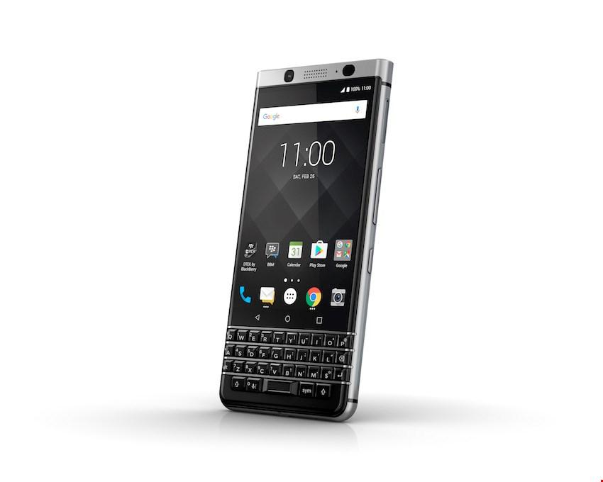 BlackBerry KEYone, efficienza al top - MilanoFinanza.it