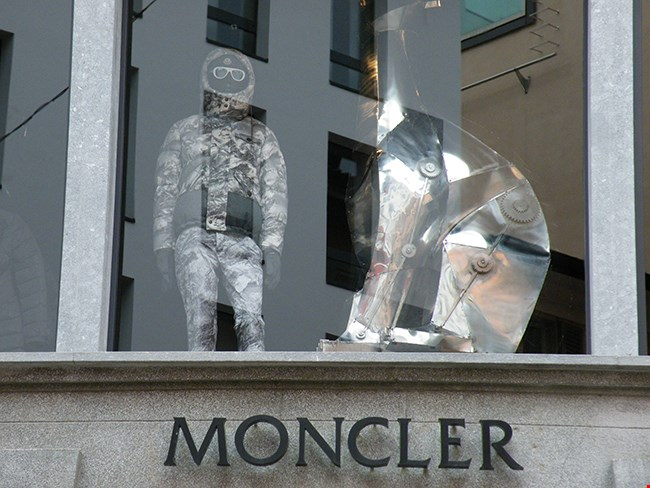 moncler azionisti