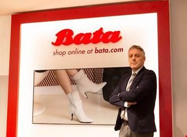 Claudio Alessi è presidente di Bata Europe
