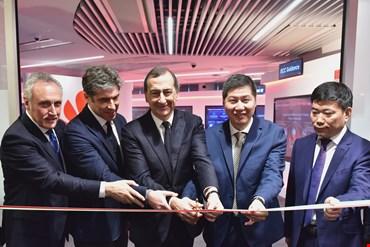 Huawei, inaugurata la nuova sede a Milano