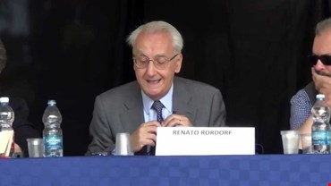 Rcs-Blackstone, Rordorf presidente del collegio arbitrale